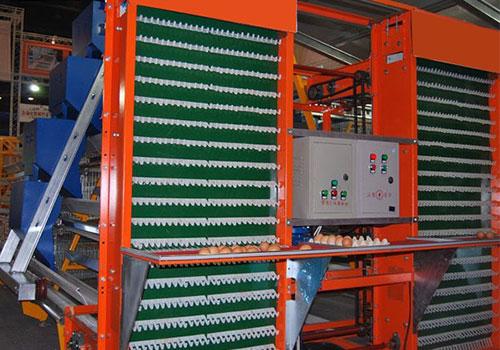 Автоматическая система сбора яиц