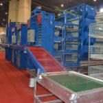 Система сбора яиц – механизация на птицефабриках