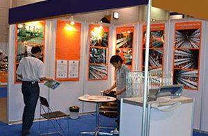 Компания livi на выставке 2014