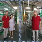 Клиенты из Казахстана посетили наш завод