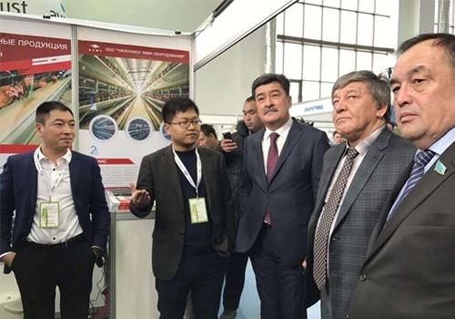 2017г Казахстанская Международная выставка животноводства